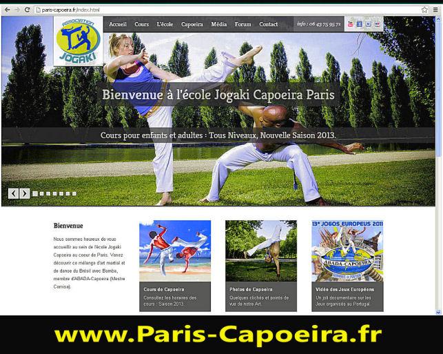capoeira paris cours de capoeira 2013