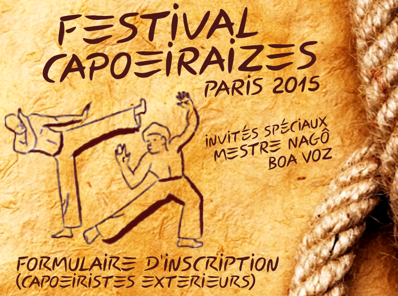 capoeiraizes paris 2015 inscription