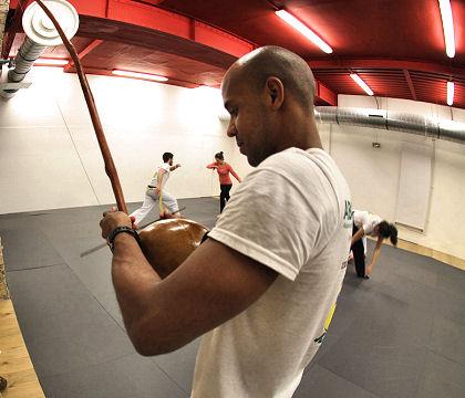 Stage De Capoeira A Paris Vacances D 39 T Juillet Ao T