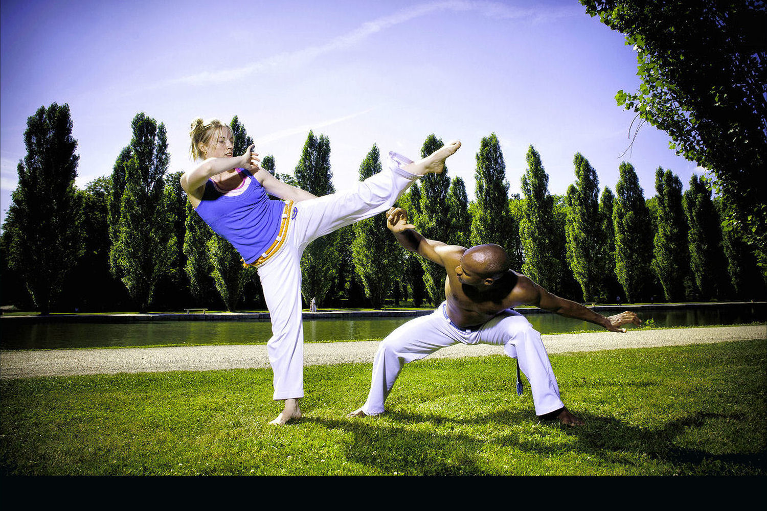 Capoeira Paris, Cours de capoeira à paris
