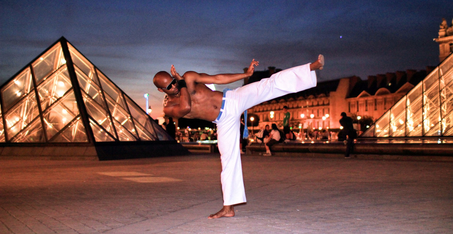 Spectacles et animations de capoeira à paris