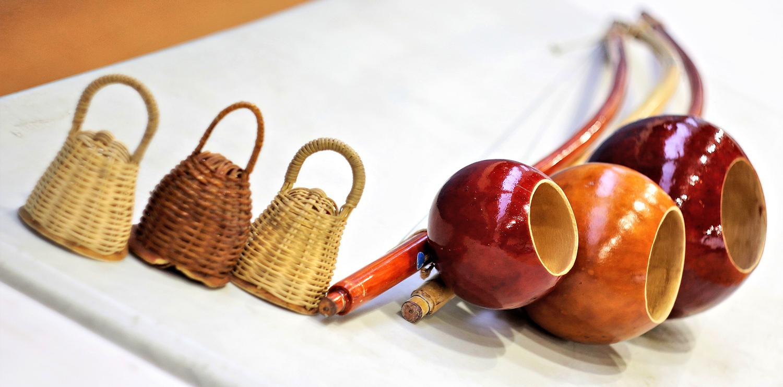 instrument cours de percussion pour la capoeira