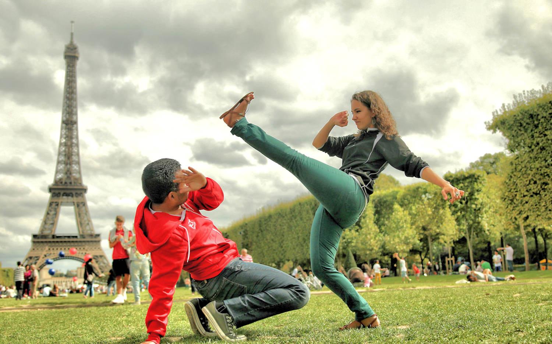 capoeira paris, cours de capoeira à paris